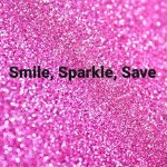 This image has an empty alt attribute; its file name is smilesparklesave.jpg